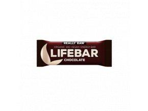 Lifebar čokoládová BIO RAW