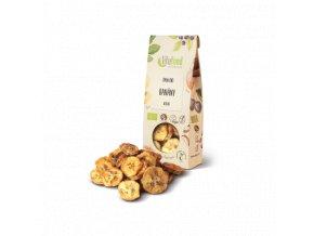 Banány sušené BIO RAW