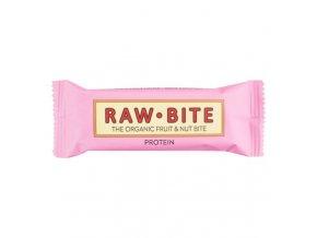 Tyčinka ovocná s proteinem RAWBITE
