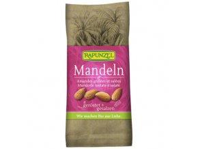 Mandeln geröstet, gesalzen 60 g