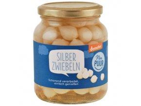 Silberzwiebeln süß sauer 340g