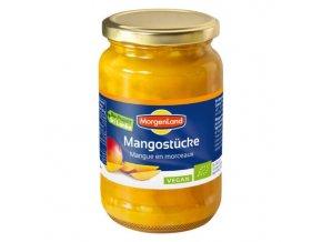 Mangostücke 370 ml