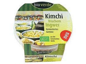 kimchi zazvor