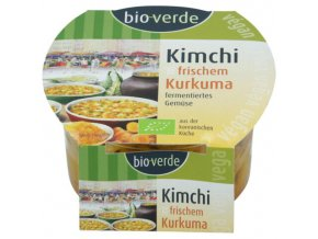 kimchi kurkuma
