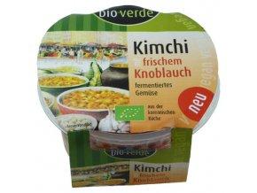 kimchi cesnek