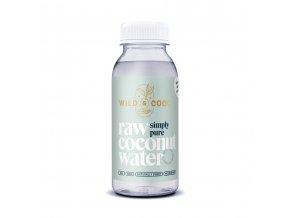 kokosova voda simply pure wild and coco