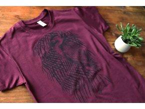 Pánské tričko Volavka