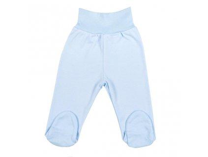 Kojenecké polodupačky New Baby modré 86