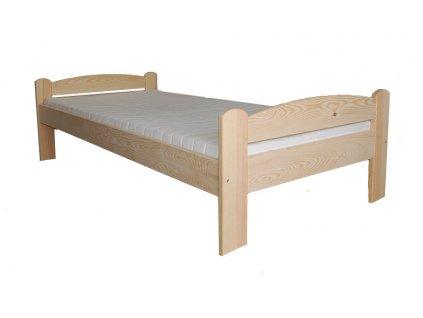 Masivní postel VANESSA, borovice