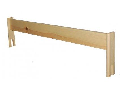 Univerzální zábrana na postel, borovice