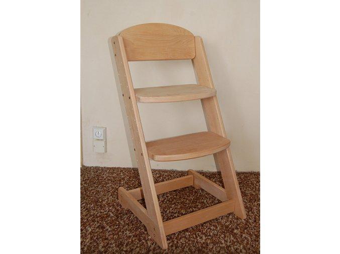Rostoucí židle Vanessa III buk