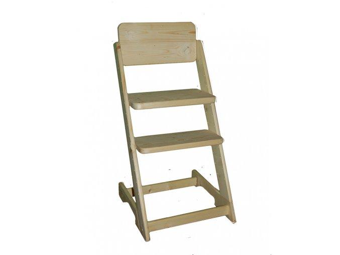 Dětská rostoucí židle VANESSA II + polštářek zdarma