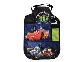 Kapsář do auta Disney Cars 40x60 cm