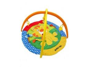 Hrací deka Baby Mix Tygřík