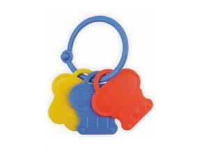 Dětské chrastítko Baby Mix klíče