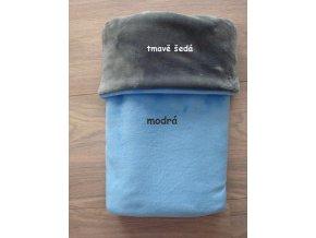Dětská deka se jménem - míč