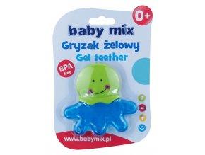 Chladící kousátko Baby Mix chobotnice