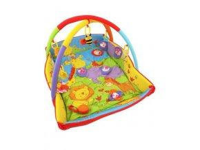 Hrací deka Baby Mix Zoo