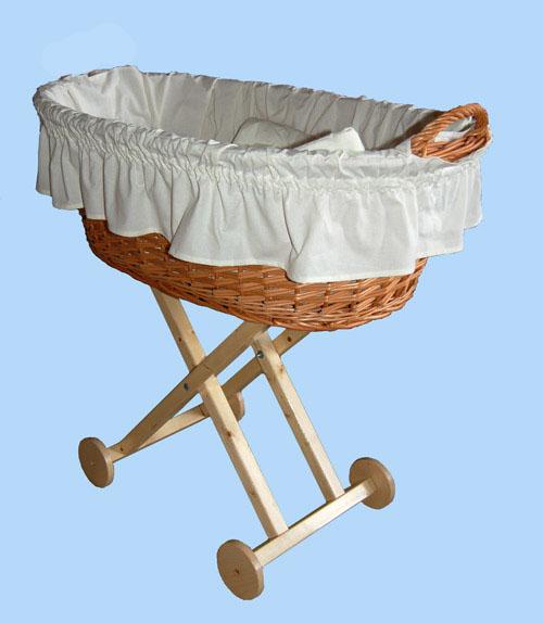 Košík pro miminko bez nebes