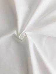 Plátěné prostěradlo do kolébky - bílé