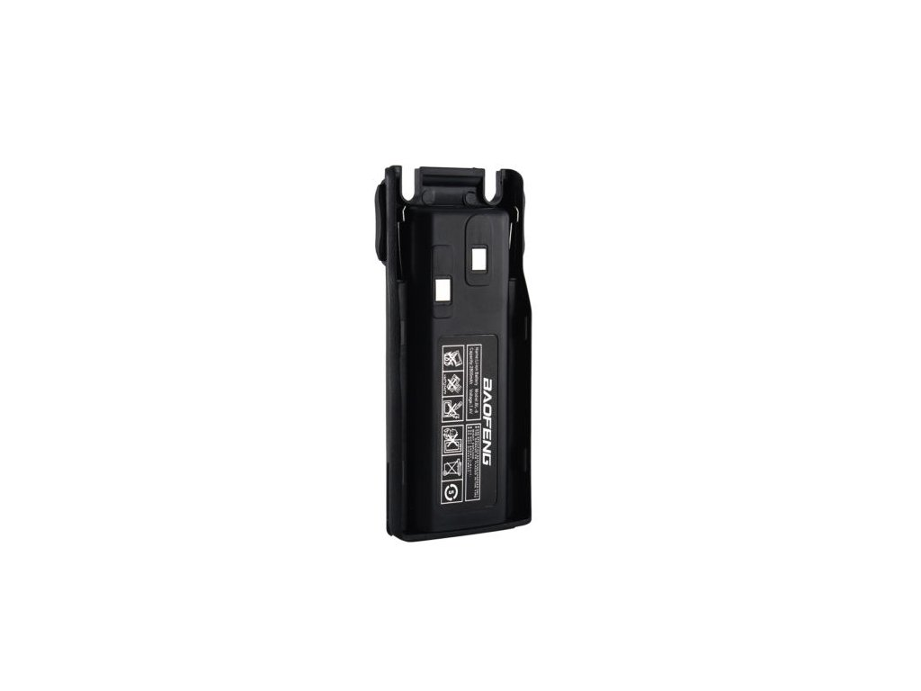BAOFENG BL-8 baterie Li-Ion 2800 mAh 7,4 V original pro UV-82