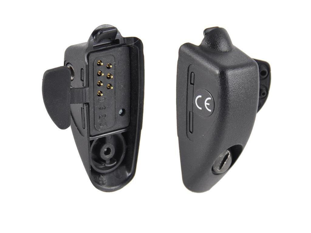 RADIOSRENTAL HLN9716 audio redukce pro Motorola GP320/GP340/GP360/GP380 k připojení audio příslušenství řady pro Motorola CPxxx