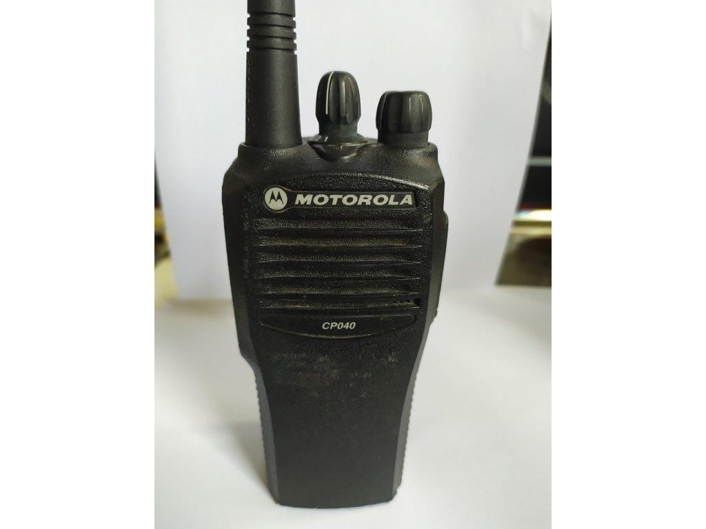 bazar MotorolaCP140VHF foto1