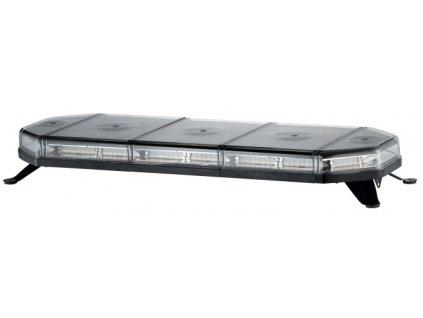 SRE1-132 Majáková LED rampa 12V-24V 132 LED oranžová 921 mm, homologace