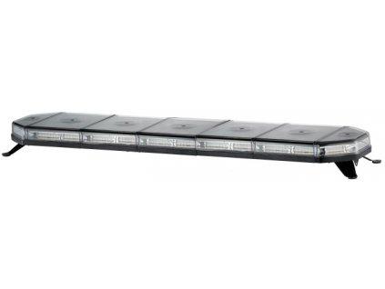 SRE1-192 Majáková LED rampa 12V-24V 192 LED modrá 1400 mm, homologace