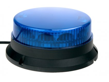 911 SIGNAL 16F maják 12-24V modrý pevná montáž homologace
