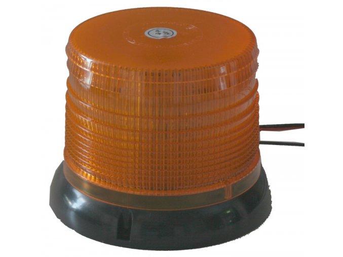 WL62 Maják LED 12-24V oranžový homologace