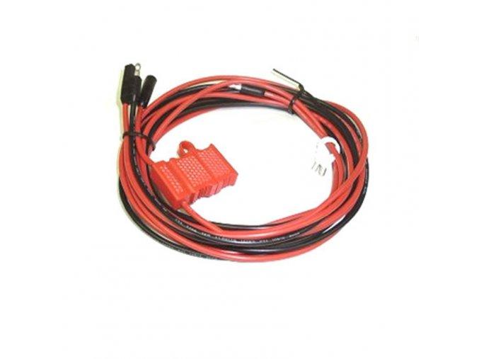 MOTOROLA HKN4137A napájecí kabel k řadě CM/DM/GM 12V