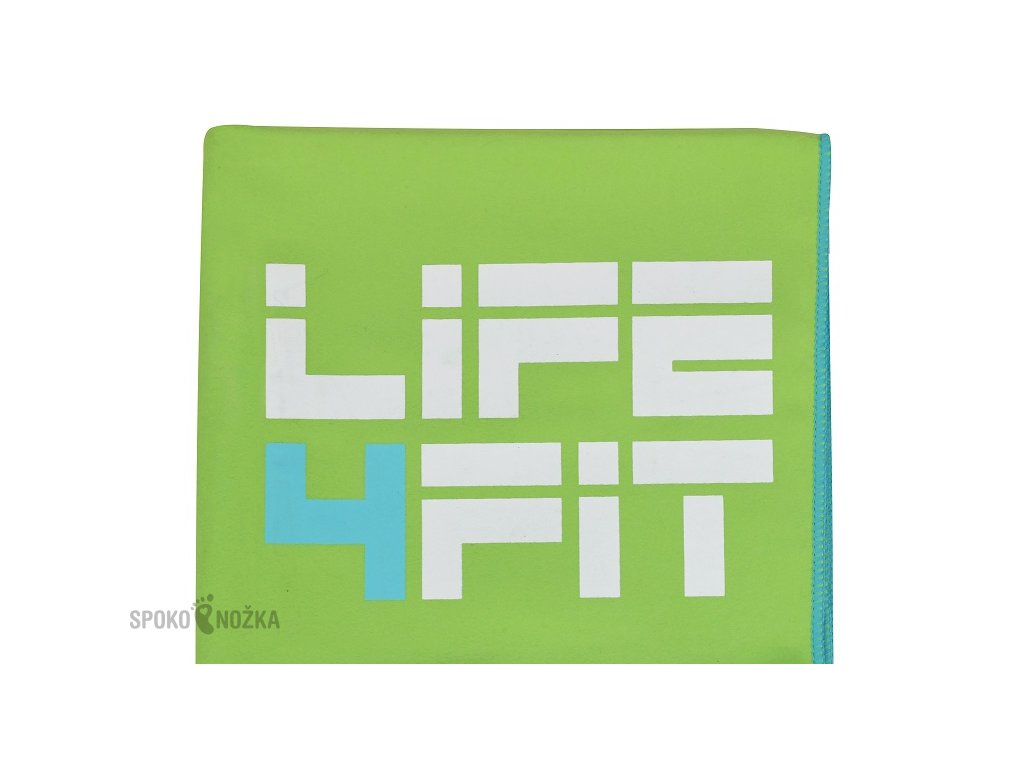 LIFEFIT rychleschnoucí ručník z mikrovlákna 35x70cm