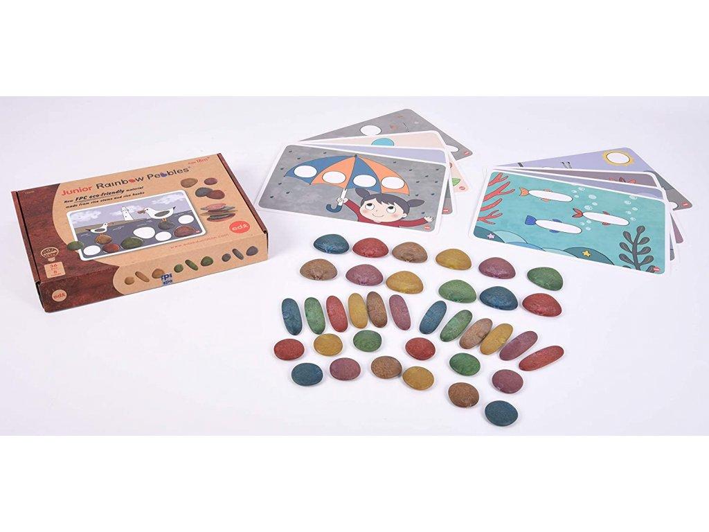 EDX Education - Duhové kamínky Junior ECO Friendly