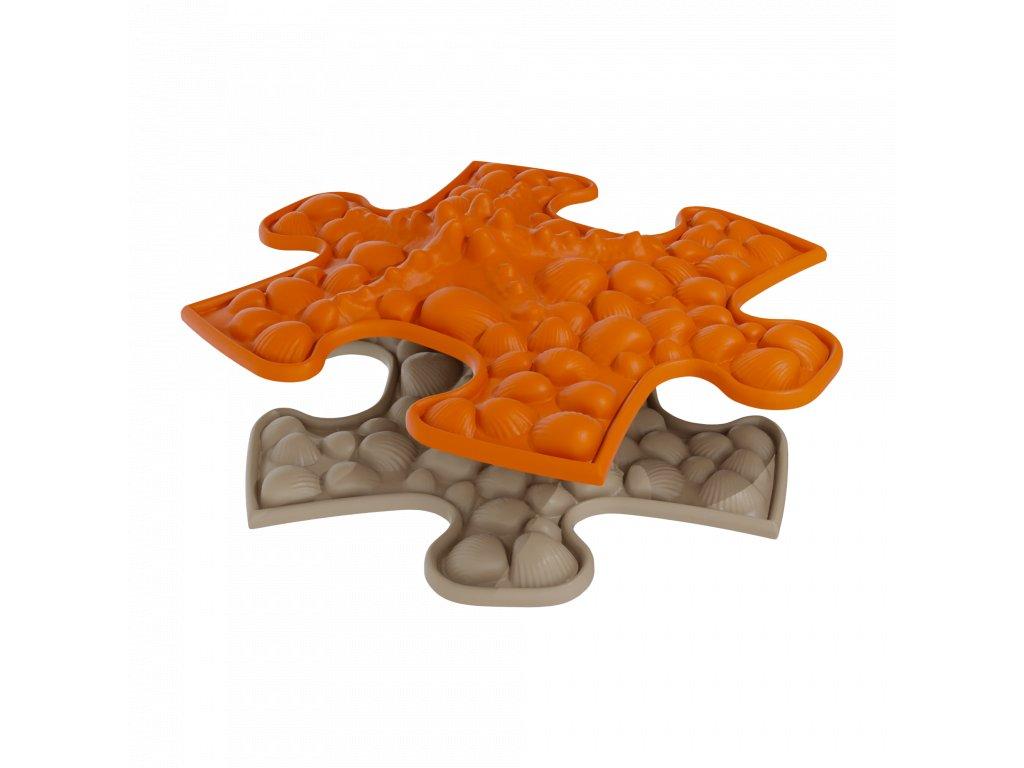 Ortopedická podlaha MUFFIK - Hvězdice mini tvrdá