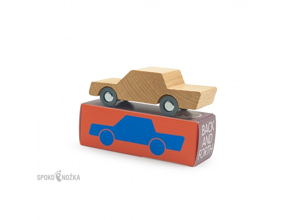 Way To Play Back and Forth car Woody box
