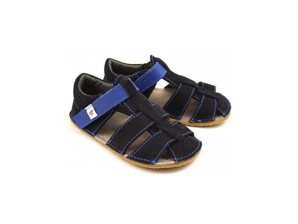 Ef sandále tmavě modré