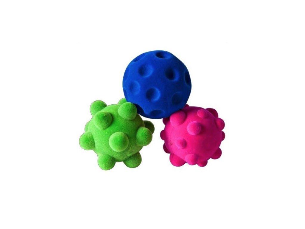 SET STRESS BALLS 5.0 RUBBABU