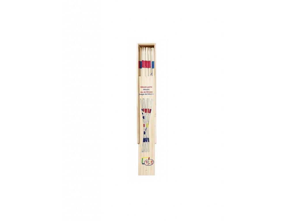 mikado v drevene krabicce 28 cm