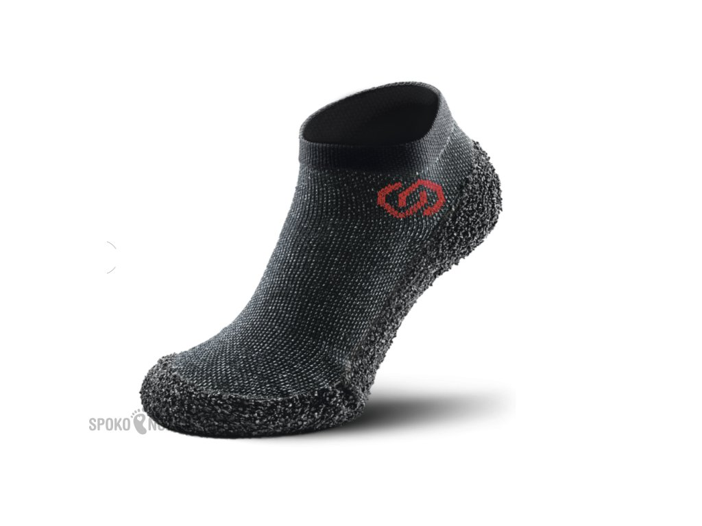 SKINNERS ADULTS - SPECKLED BLACK