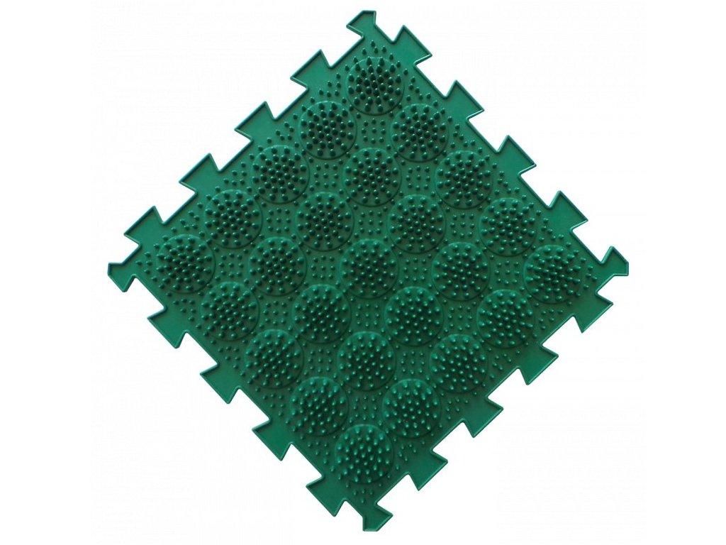Ortopedická podlaha ORTHO PUZZLE Kaktus - měkký