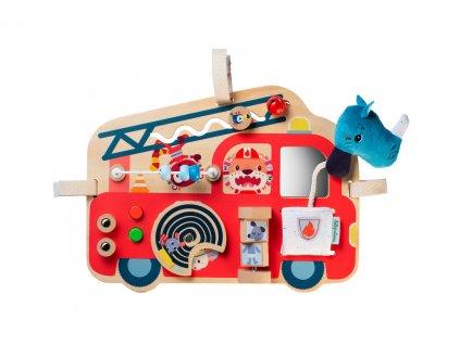 Lilliputiens hasičský vůz