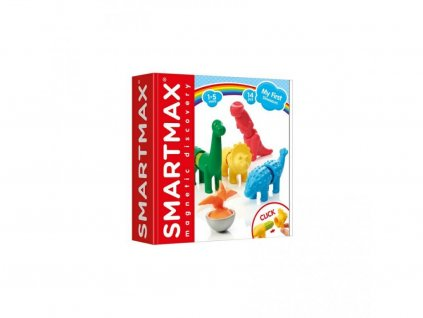 SmartMax první dinosauři magnetická stavebnice 2