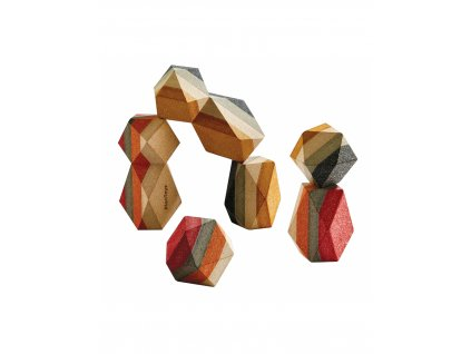 dřevěné balanční drahoakmy