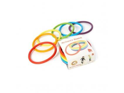gonge krouzek gumove krouzky ruzne barvy