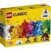 Kostky a domky LEGO