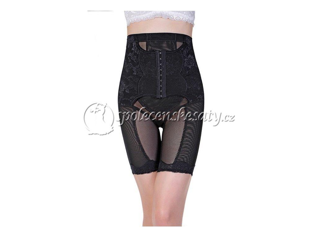 Černé luxusní zeštíhlující spodní prádlo s korzetem - www ... ee37e101d2