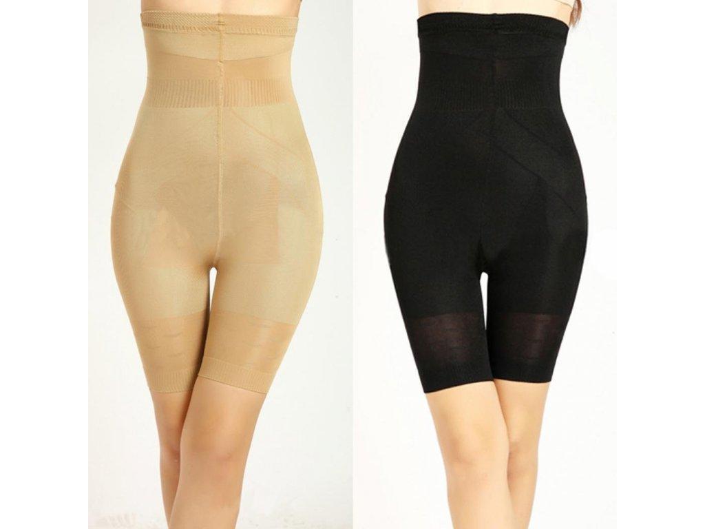Černé stahovací zeštíhlující elastické spodní prádlo univerzální ... a26ec0a605