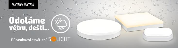 Solight.cz - LED venkovní osvětlení