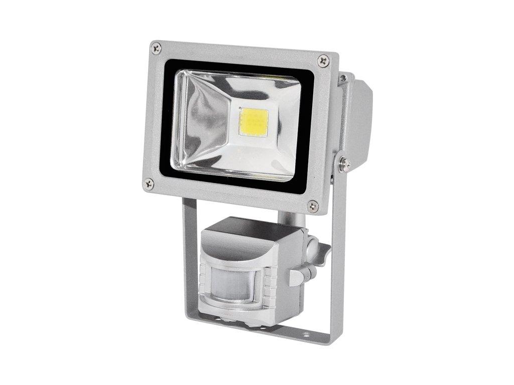 LED reflektory s čidlem pohybu